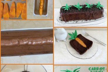 İşte gerçek havuçlu kek budur :)