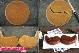 Bıyık pasta nasıl yapılır?