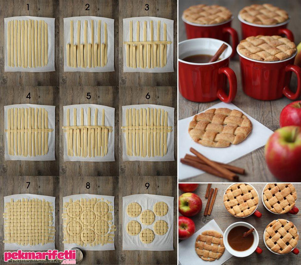 Bardak üstü kurabiyesi :)