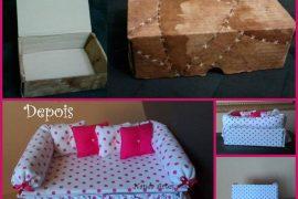 Dikiş malzeme kutusu yapımı
