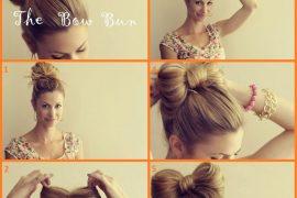 Fiyonk saç modeli yapımı resimli anlatım