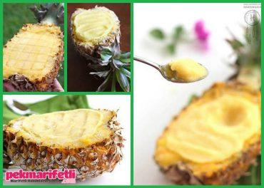 Kavunlu ve ananaslı sorbe tarifi