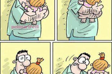 Baba olmak ne güzel bi duygu :)