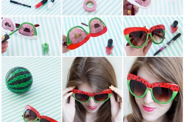 Basit tekniklerle kendi gözlüğünüzü tasarlayın..!
