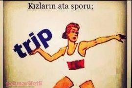 Bayanların ata sporu :)