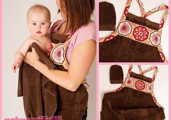Bebek annelerine tavsiye ederim ;)