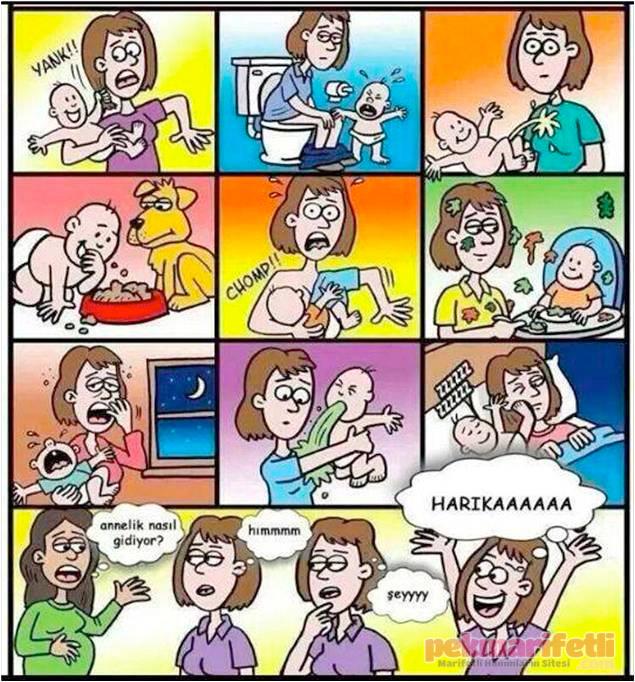 Cennet, annelerin ayakları altına bu yüzden serilmiştir..!!