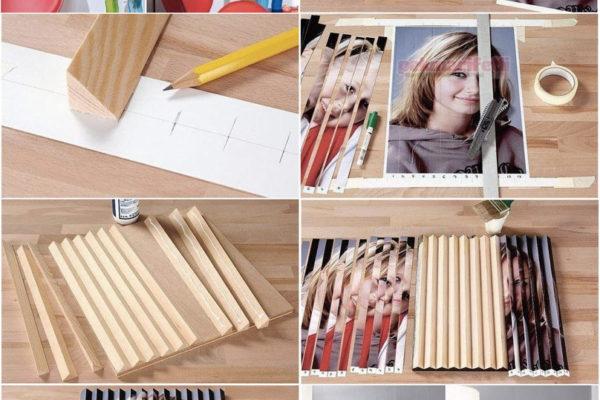 Çift görünümlü tablo yapımı
