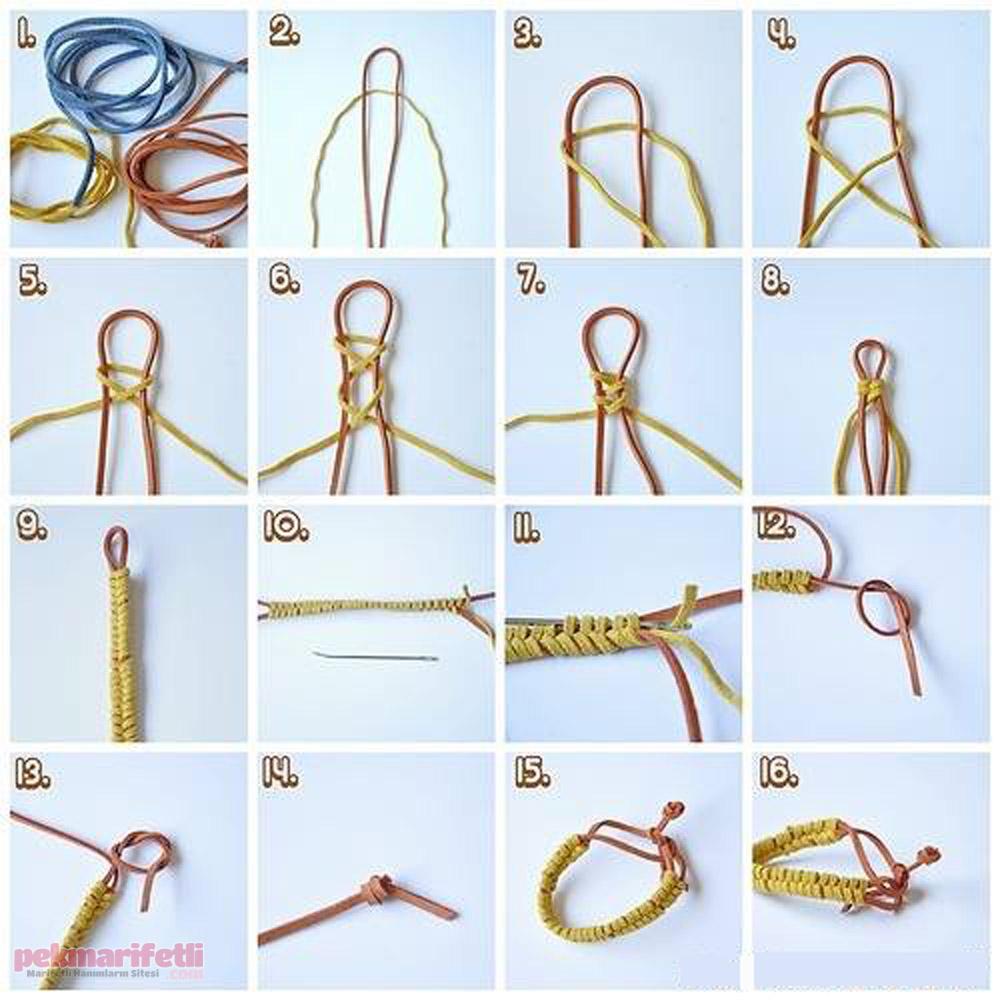 Веревочки на пальцах схемы