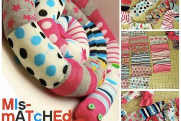Eski çoraplardan oyuncak yılan yapımı