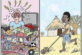 Eşyalarımız arttıkça mutluluklarımız azalıyor :(