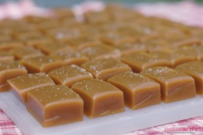 Evde karamelli bayram şekeri yapımı ve tarifi