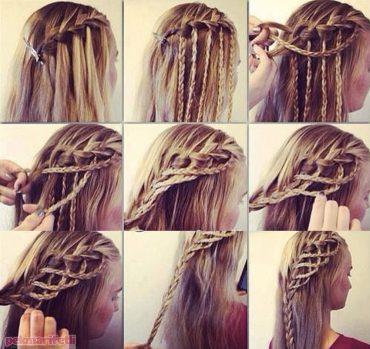 Farklı saç modeli isteyenlere..!