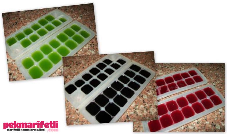 Gıda boyanızı kendiniz yapabilirsiniz!