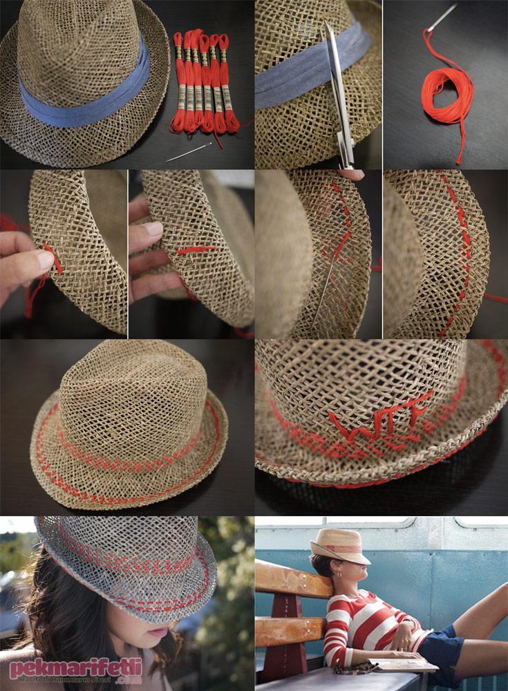 Örgü Şapka Nasıl Yapılır