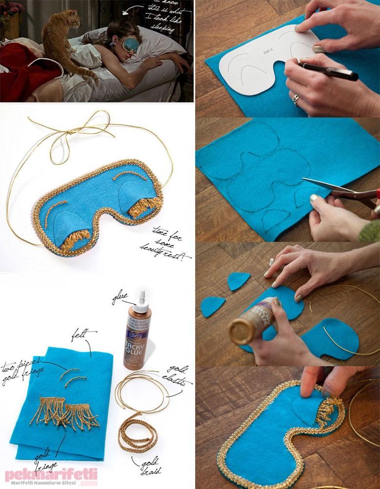 Kokoş uyku bandı yapımı