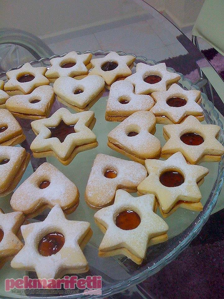 Marmelatlı kurabiye nasıl yapılır?