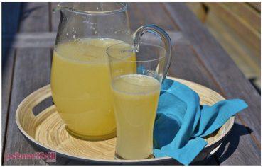 Miss gibi ev yapımı limonata tarifi