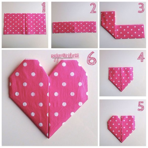 How To Make An Origami Love Heart Box
