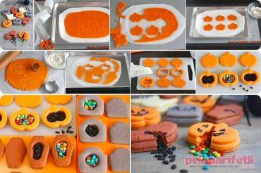Süpriz kurabiyeleri :)