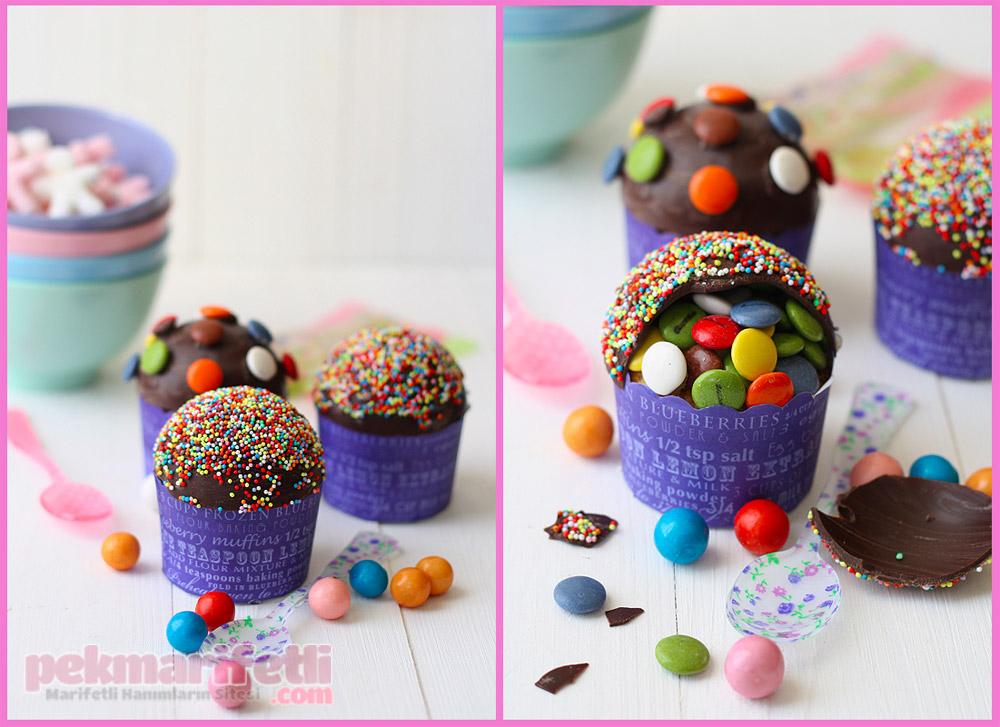 Sürpriz çikolata :)