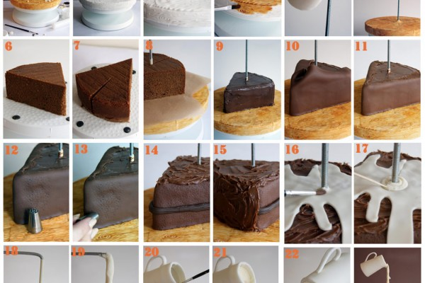 Yer çekimine karşı koyan pasta nasıl yapılır?